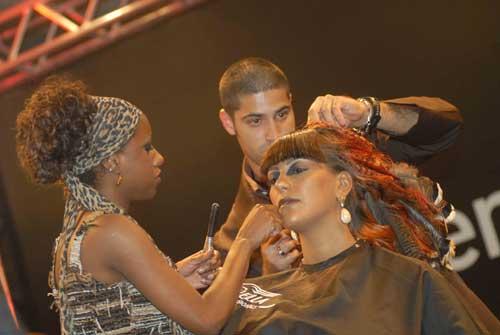 1ª dupla finalista interpretou Rustic Deluxe - Willian Anderson e Adria Santos|Alberto Foco