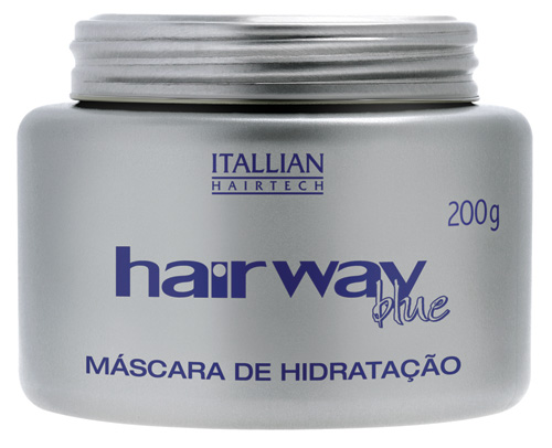 Hair Way Blue Máscara|Alberto Foco