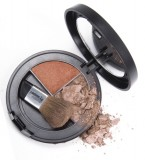 Duo blush cintilante