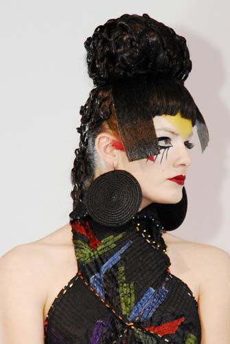 Show Intercoiffure Brasil - Brazilian Emotions (4)|Virna Santolia