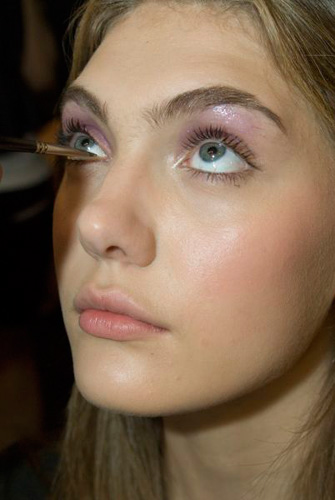 Look de maquiagem exibido no Fashion Rio -  foto 8|Virna Santolia