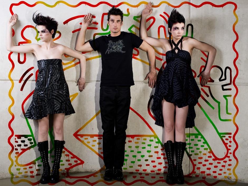 A arte de rua foi a inspiração dos hairstylists para concepção dos visuais|Moisés Moraes