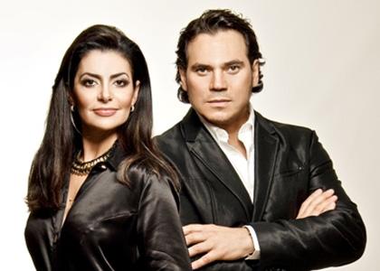 Luciane Schmall e Viktor I