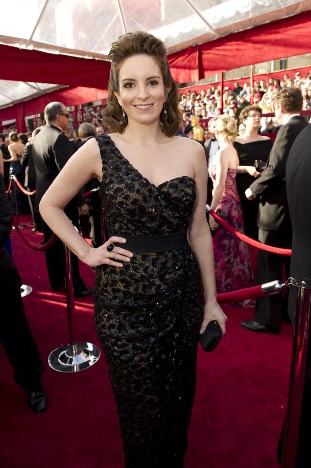 Tina Fey|Richard Harbaugh / ©A.M.P.A.S.