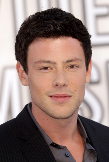 Cory Monteith|Getty Images