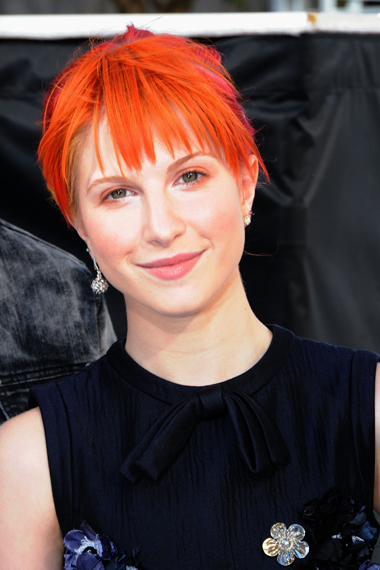 Hayley Williams|Getty Images