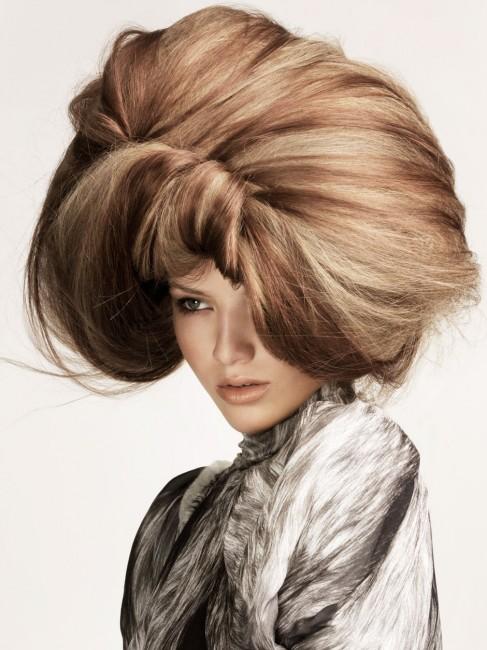 Tons terrosos são constantes nas cores dos cabelos em Gravite|Andrew Otoole