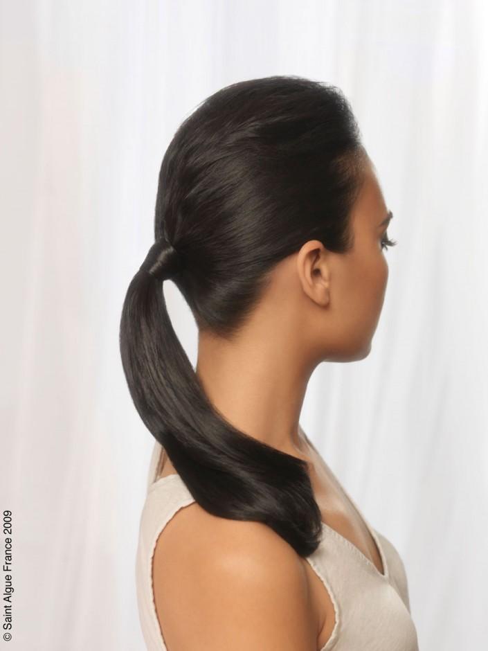 Ainda não inventaram um penteado mais despojado e fresquinho do que o rabo de cavalo... obrigatório para o verão!|Alberto Foco