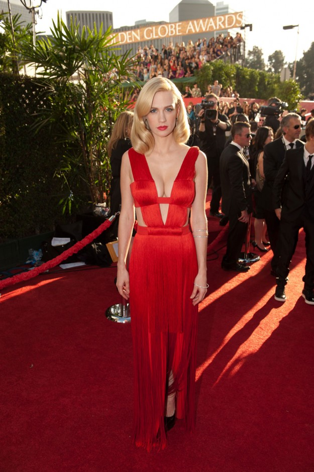 January Jones|© HFPA