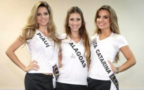 Candidatas a Miss Brasil