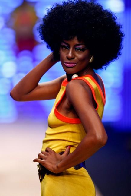Look de Alê de Souza para o Hair Fashion Show |Agência Fotosite