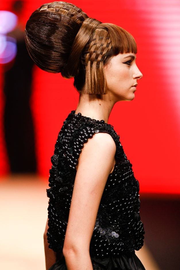 Look de Julio Crepaldi para o Hair Fashion Show |Agência Fotosite