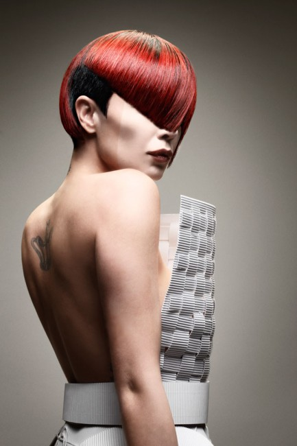 Concept Collection by Compagnia Italiana Hairdresser (5)|A. Abei