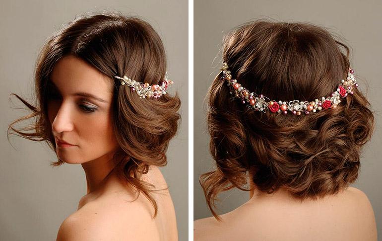 8 dicas para realizar penteados para noivas com cabelos curtos
