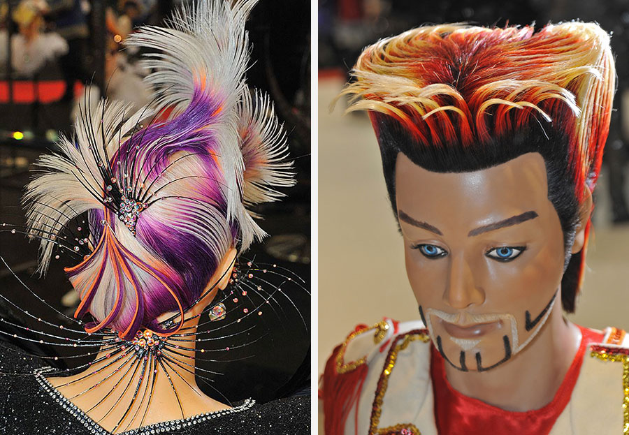 OBC Hair Competition 2017