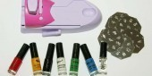 Kit unhas decoradas